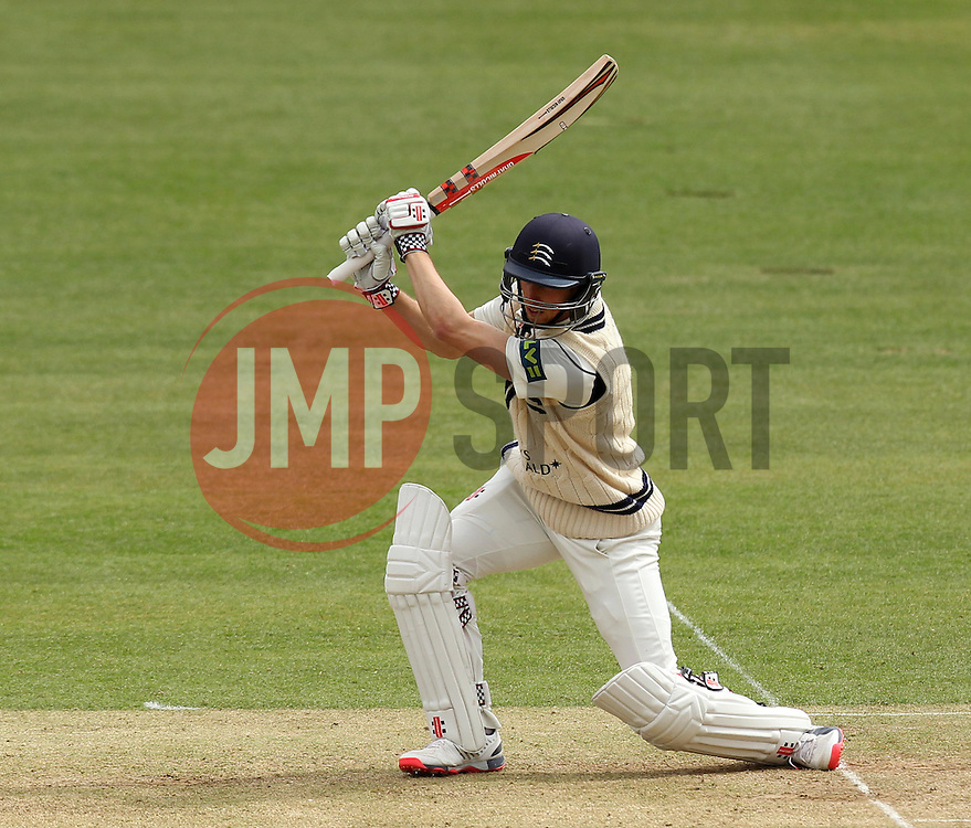 Middlesex's Josh Simpson - Photo mandatory by-line: Robbie Stephenson/JMP - Mobile: 07966 386802 - 03/05/2015 - SPORT - Football - London - Lords  - Middlesex CCC v Durham CCC - County Championship Division One