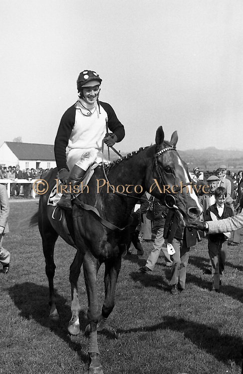 Racing At Punchestown. K22.<br />