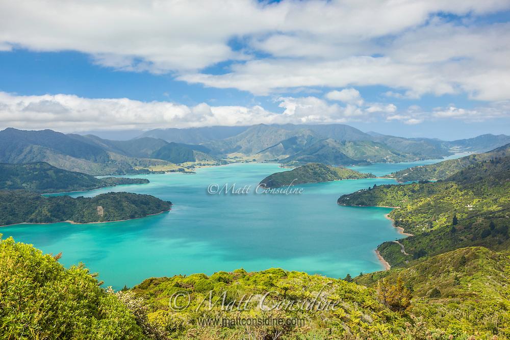 New Zealand has some very beautiful landscapes.  The fractal nature of the coastline creates a unique landscape. (Photo by Travel Photographer Matt Considine)