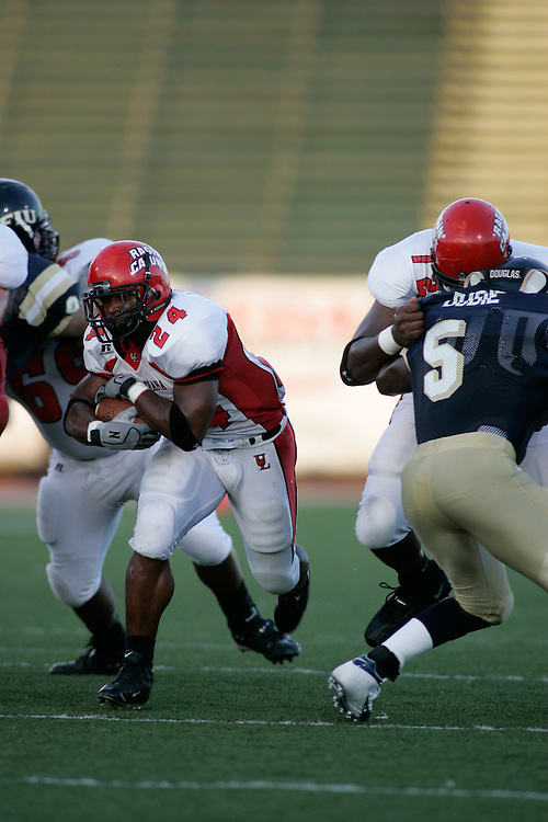 2004 UNIVERSITY OF LOUISIANA - LAFAYETTE Football