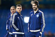 Miguel Veloso of Dynamo Kyiv before the UEFA Champions League match at Stamford Bridge, London<br /> Picture by Alan Stanford/Focus Images Ltd +44 7915 056117<br /> 04/11/2015