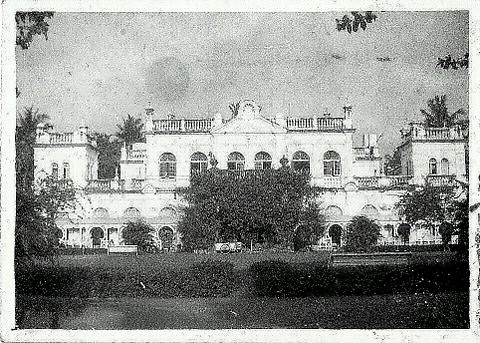 Former Sergeants Mess, in Colombo.<br /> <br /> Photographs taken by William Lyons whilst in Ceylon 1943/44.