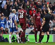 Brighton and Hove Albion v Newcastle United 050113
