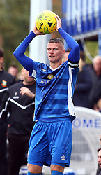 October 7, 2017 - Billericay, England, United Kingdom - Paul Konchesky of Billericay Town.during Bostik League Premier Division match between Billericay Town against Hendon FC at New Lodge Ground, Billericay on 07 Oct 2017  (Credit Image: © Kieran Galvin/NurPhoto via ZUMA Press)