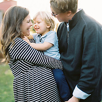 Ingrid's Maternity & Family Session