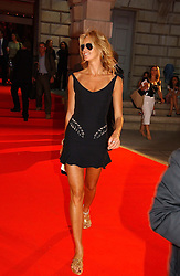 ELLE MACPHERSON at the Royal Academy of Art's SUmmer Party following the official opening of the Summer Exhibition held at the Royal Academy of Art, Burlington House, Piccadilly, London W1 on 7th June 2006.<br />