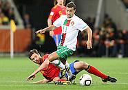 29 June Last 16 Spain v Portugal