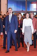 012319 Spanish Royals Attend Opening of Internacional Tourism Fair