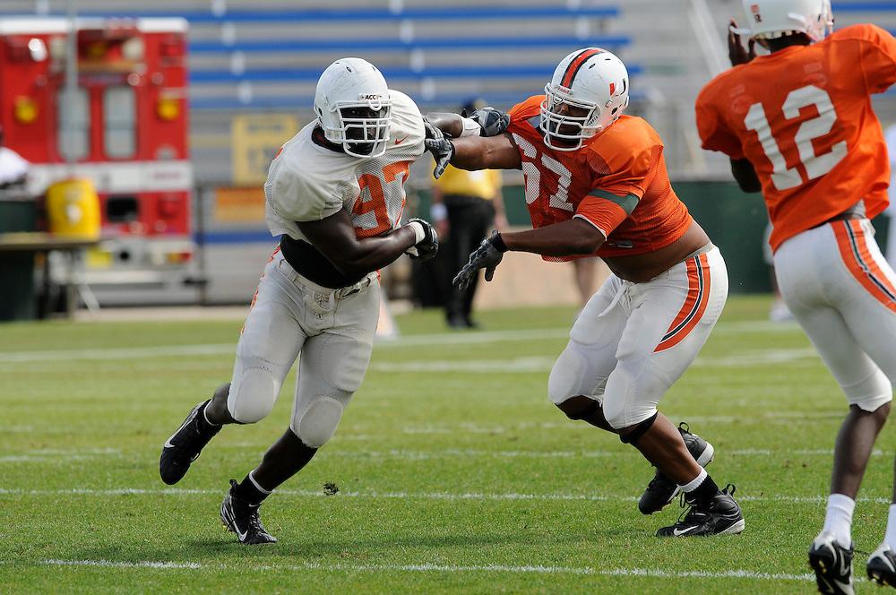 2008 Miami Hurricanes Football Spring Game