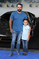Ant Middleton, Transformers: The Last Knight - Global Premiere, Leicester Square Gardens, London UK, 18 June 2017, Photo by Richard Goldschmidt