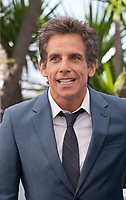 Ben Stiller at The Meyerowitz Stories film photo call at the 70th Cannes Film Festival Sunday 21st May 2017, Cannes, France. Photo credit: Doreen Kennedy