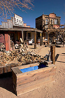 Bank and Hotel Bath House Buildings, Pioneertown, California