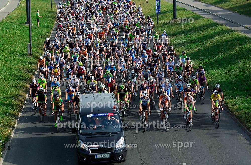 34th Marathon Franja BTC City 2015 on June 14, 2015 in Ljubljana, Slovenia. Photo by Vid Ponikvar / Sportida