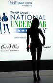 National Underwear Day Runway Show
