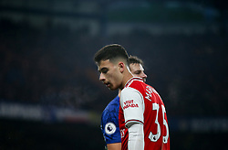 Gabriel Martinelli of Arsenal - Mandatory by-line: Arron Gent/JMP - 21/01/2020 - FOOTBALL - Stamford Bridge - London, England - Chelsea v Arsenal - Premier League