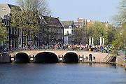 Torensluis,  Singel, Amsterdam, Holland, Niederlande