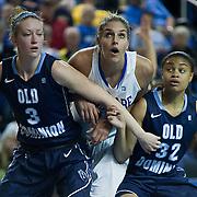 NCAA WOMEN'S BASKETBALL 2012 - FEB 09 - #12 Delaware defeats Old Dominion 76-63