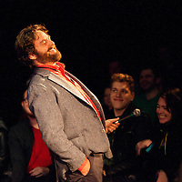 Whiplash - Leo Allen, Sean Donnelly, Andy Blitz, Zach Galifianakis, Moshe Kasher, Jared Logan - April 8, 2013 - UCB Theater, New York