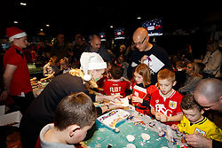Season ticket holders and members of Bristol Sport 7s and Forever Bristol take part in a Bristol Sport Christmas Party - Mandatory byline: Rogan Thomson/JMP - 22/12/2015 - SPORT - Ashton Gate Stadium - Bristol, England - Bristol Sport Christmas at Ashton Gate.