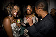 JUNE SARPONG; KAREN CUMMINGS-PALMER; BARONESS AMOS, June Sarpong  celebrates launch of her new political website, PoliticsAndTheCity.com. Institute Of Contemporary Arts (ICA), The Mall, London, SW1 8 July 2008 *** Local Caption *** -DO NOT ARCHIVE-© Copyright Photograph by Dafydd Jones. 248 Clapham Rd. London SW9 0PZ. Tel 0207 820 0771. www.dafjones.com.