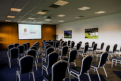 Business Lounge social distancing set up - Mandatory by-line: Robbie Stephenson/JMP - 16/06/2020 - RUGBY - Sixways Stadium - Worcester, England - Sixways Stadium Room Shots