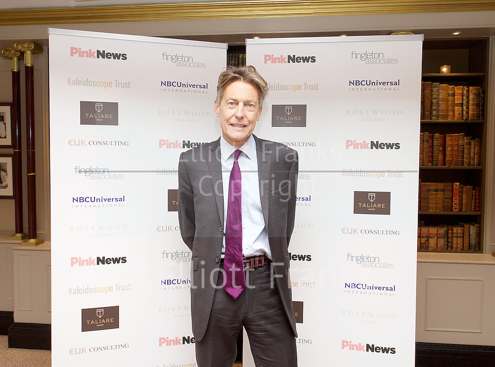 Kaleidoscope Trust Annual Gala Dinner <br /> 26th January 2017 <br /> Hyatt Regency London &ndash; The Churchill &emsp;<br /> 30 Portman Square, Marylebone, London W1H 7BH<br /> <br /> <br /> Photograph by Elliott Franks <br /> <br /> 2016 &copy;  Elliott Franks <br /> <br /> Kaleidoscope Trust<br /> Working to uphold the human rights of lesbian, gay, bisexual and trans people internationally.<br /> www.kaleidoscopetrust.com<br /> <br /> The Kaleidoscope Trust<br /> The Print House Studio<br /> 18 Ashwin Street<br /> London E8 3DL<br /> +44 (0)20 8133 6460