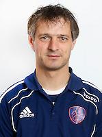 ZEIST- Dave Smolenaars , bondscoach van Nederlands Jongens B. FOTO KOEN SUYK
