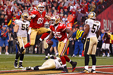 20120114 - New Orleans Saints at San Francisco 49ers (NFL Football)
