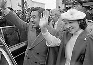 Japanese Royal Visit 1985