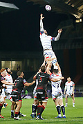 Cameron Neild to Sale, Alexandre Menini and Etienne Oosthuizen to Lou during the European Rugby Challenge Cup, Pool 2, between Lyon OU and Sale Sharks on October 20, 2017 at Matmut stadium in Lyon, France - Photo Romain Biard / Isports / ProSportsImages / DPPI