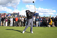 Lee Westwood<br /> High speed swing sequence<br /> July 2017<br /> <br /> Picture by Mark Newcombe/visionsingolf.com