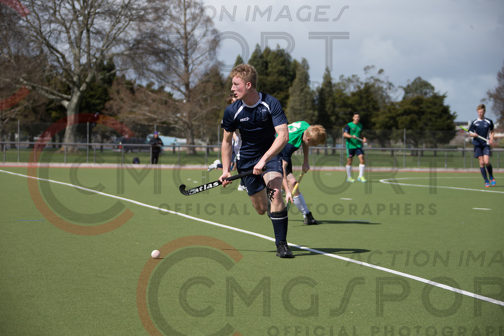 RANKIN CUP HOCKEY<br /> PARAPARAUMU v TAURANGA BOYS HIGH<br /> Gallagher Park, Hamilton<br /> 20170908<br /> Photo Bridgette van Gessell CMGSPORT<br /> &copy;cmgsport