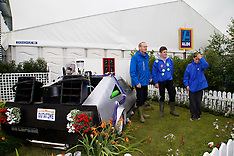 Foroige garden at The National Ploughing Championships 2015