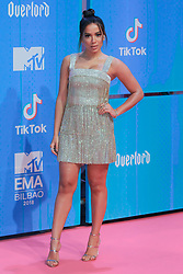 Anitta attend the MTV Europe Music Awards held at the Bilbao Exhibition Centre, Spain on November 4, 2018. Photo by Archie Andrews/ABACAPRESS.COM