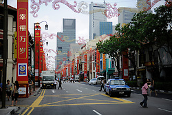 Singapore's Chinatown is an ethnic neighbourhood featuring distinctly Chinese cultural elements and a historically concentrated ethnic Chinese population. Chinatown is located within the larger district of Outram.  Buddha Tooth Relic Temple, 288 South Bridge Rd, [1]. 9 AM-6:30 PM. Towering above southern Chinatown, this four-story temple was completed only in 2007