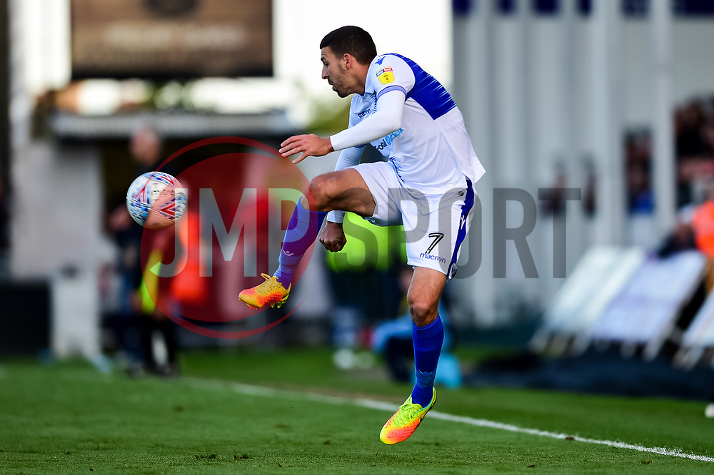 Liam Sercombe of Bristol Rovers - Mandatory by-line: Ryan Hiscott/JMP - 04/05/2019 - FOOTBALL - Memorial Stadium - Bristol, England - Bristol Rovers v Barnsley - Sky Bet League One