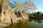 Isurumuniya Temple, Anuradhapura.