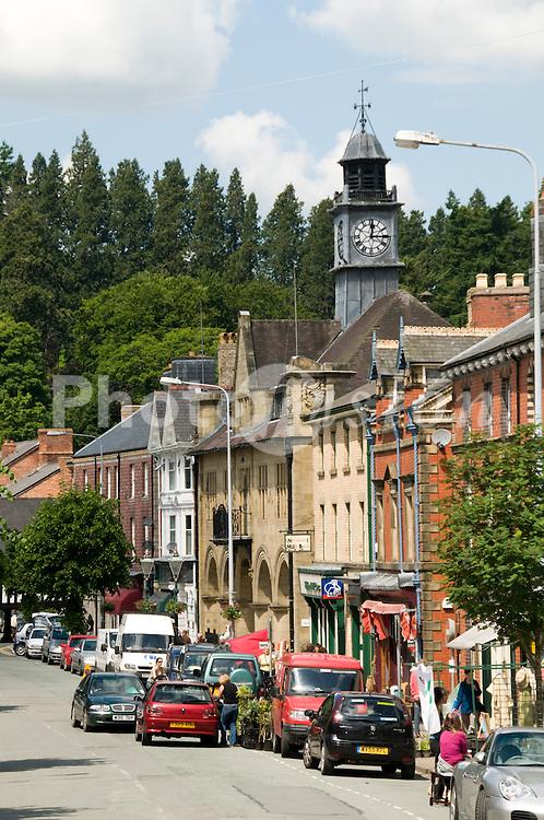 Llandloes; Powys; Wales