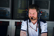 September 3-5, 2015 - Italian Grand Prix at Monza: Rob Smedley, Williams