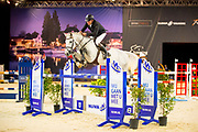 Albert Zoer- Freedom<br /> Jumping Zwolle 2018<br /> © DigiShots