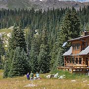 10th Mountain Division Hut (Summer)