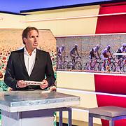 NLD/Hilversum/20170622 - Perspresentatie NOS Tour de France, Maarten Nooter