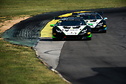 August 25-27, 2017: Lamborghini Super Trofeo at Virginia International Raceway. Andy Lally, Richard Antinucci (Pro), Change Racing, Lamborghini Carolinas, Lamborghini Huracan LP620-2