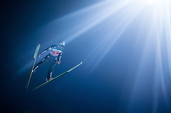 06.01.2015, Paul Ausserleitner Schanze, Bischofshofen, AUT, FIS Ski Sprung Weltcup, 63. Vierschanzentournee, Finale, im Bild Anders Bardal (NOR) // Anders Bardal of Norway during Final Jump of 63rd Four Hills <br /> Tournament of FIS Ski Jumping World Cup at the Paul Ausserleitner Schanze, Bischofshofen, Austria on 2015/01/06. EXPA Pictures &copy; 2015, PhotoCredit: EXPA/ JFK