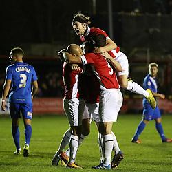 Salford City v Hartlepool United