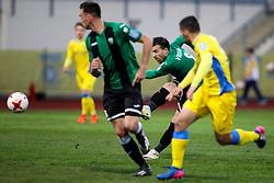 Bojan Vrucina of NK Rudar during football match between NK Domzale and NK Rudar in Round #31 of Prva liga Telekom Slovenije 2016/17, on April 28, 2017 in SRC Stozice, Ljubljana, Slovenia. Photo by Matic Klansek Velej / Sportida