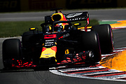 June 7-11, 2018: Canadian Grand Prix. Daniel Ricciardo (AUS), Aston Martin Red Bull Racing, RB14