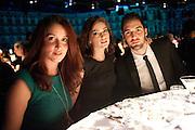 JEAN RYAN; JANET MONTGOMERY; JASON MONTGOMERY, Grey Goose Winter Ball to Benefit the Elton John AIDS Foundation. Battersea park. London. 29 October 2011. <br /> <br />  , -DO NOT ARCHIVE-&copy; Copyright Photograph by Dafydd Jones. 248 Clapham Rd. London SW9 0PZ. Tel 0207 820 0771. www.dafjones.com.