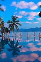 Sunrise, Melati Beach Resort and Spa, Koh Samui (island), Gulf of Thailand, Thailand