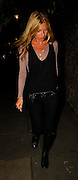 10.JANUARY.2007. LONDON<br /> <br /> KATE MOSS LEAVING HER HOUSE AFTER GETTING A VISIT FROM POLICE OFFICERS.<br /> <br /> BYLINE: EDBIMAGEARCHIVE.CO.UK<br /> <br /> *THIS IMAGE IS STRICTLY FOR UK NEWSPAPERS AND MAGAZINES ONLY*<br /> *FOR WORLD WIDE SALES AND WEB USE PLEASE CONTACT EDBIMAGEARCHIVE - 0208 954 5968*